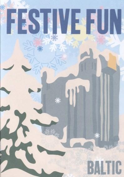 FESTIVE FUN: Activity Booklet