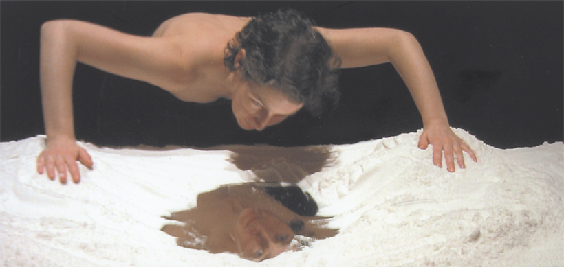 Fiona Wright: other versions of an uncertain body [sixth edit]: B.LIVE Promo Postcard