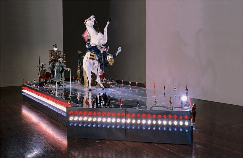 Kienholz: The Ozymandias Parade