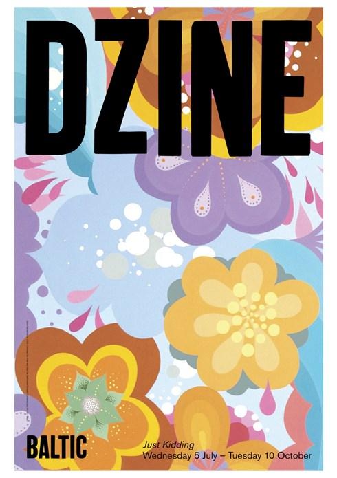 Dzine: Just Kidding: Poster