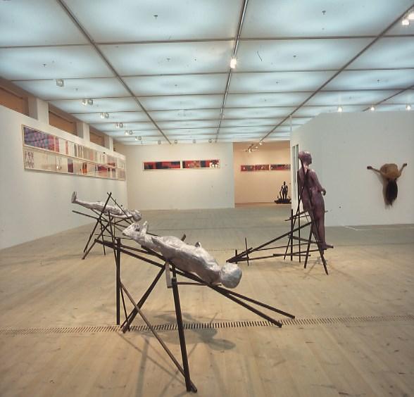 Otherworlds: The Art of Nancy Spero and Kiki Smith (12)