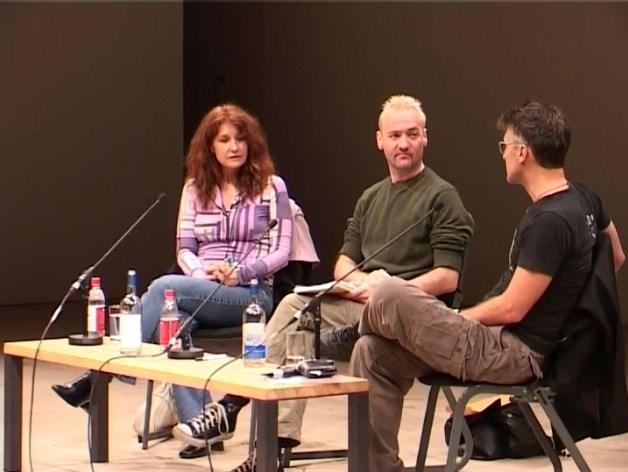 Navigate: Karen Finley and Tim Miller: In Conversation