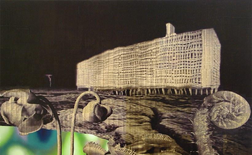 British Art Show 6: Gordon Cheung: Underworld