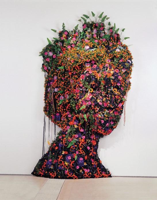 British Art Show 6: Hew Locke: Black Queen