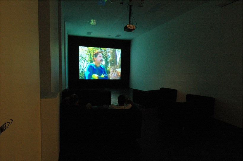 History of Disappearance exhibition at BALTIC: Installation shot (01)