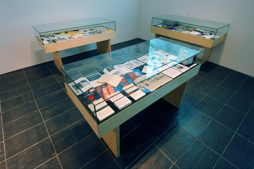 History of Disappearance exhibition at BALTIC: Installation shot (12)