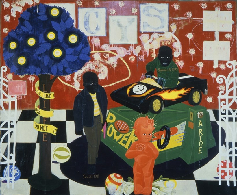 In conversation: Deborah Smith & Mark Little on the work of Kerry James Marshall