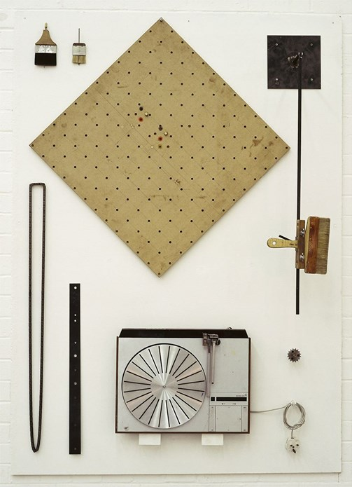 Alex Charrington: Painting Tools 2005