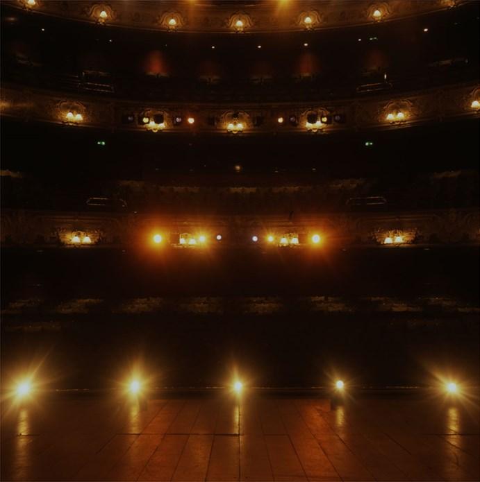 Fiona Crisp: Theatre Royal  # 4 – 8, 2005