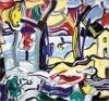 Roy Lichtenstein: Brushstrokes: Four Decades