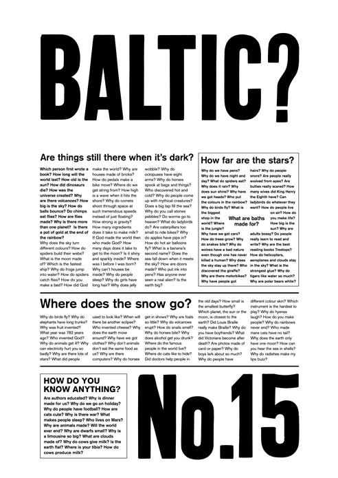 BALTIC Newsletter 15