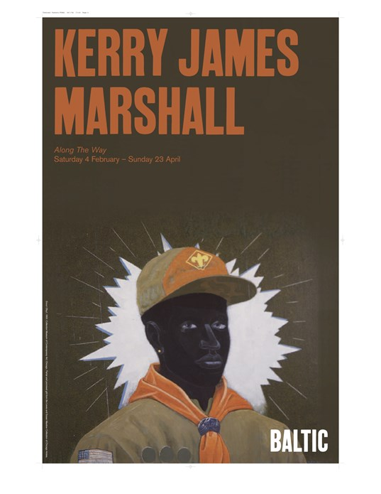 Kerry James Marshall: Poster