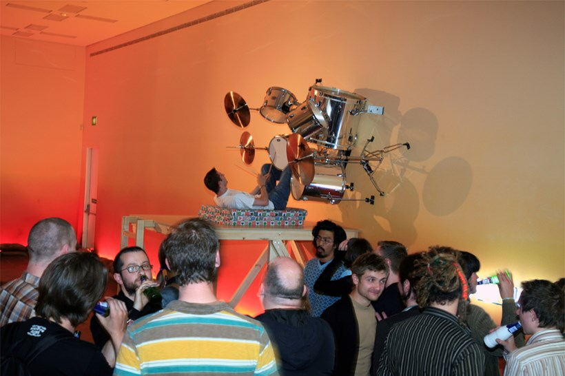 Surasi Kusolwong: Woman, Machine, Motion: Opening night (04)