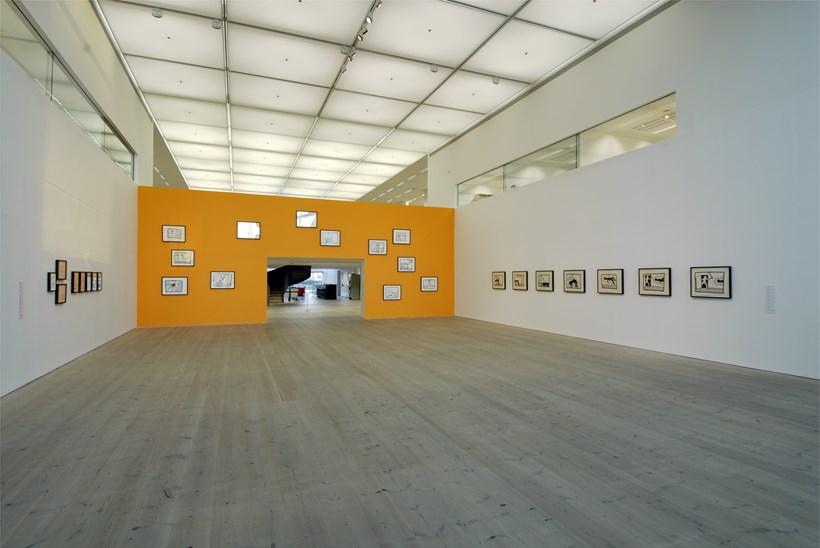 Keith Haring: Early Drawings: Installation shot (01)