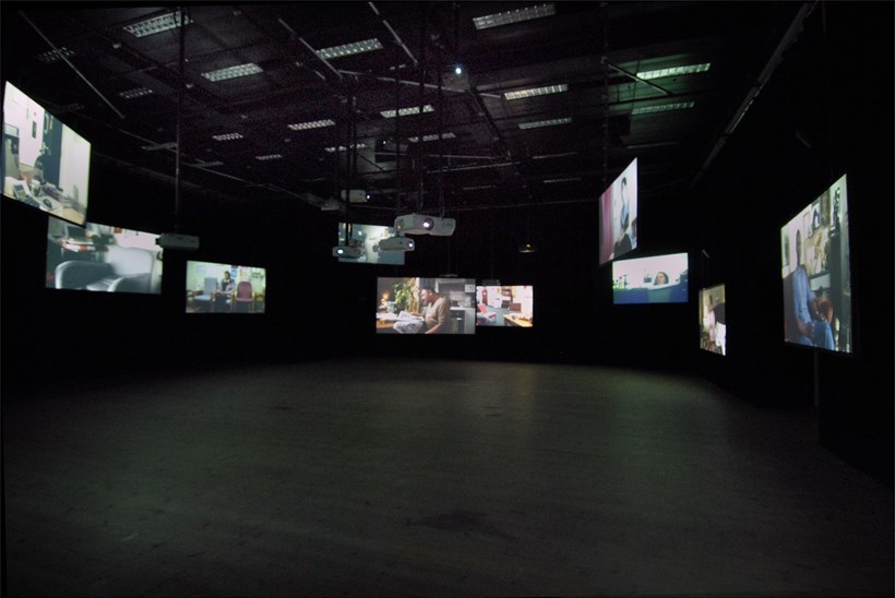 Marcus Coates: Dawn Chorus: Installation Shot (03)