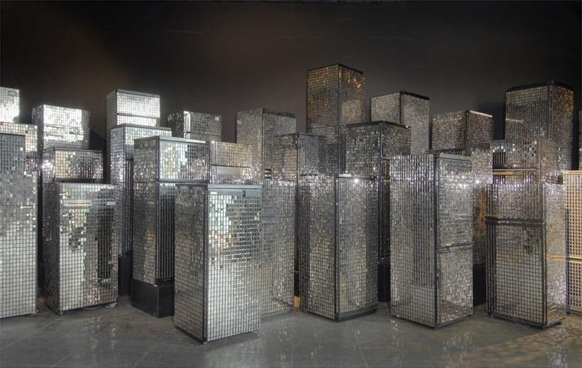 Kader Attia: Square Dreams: Exhibition image (01)