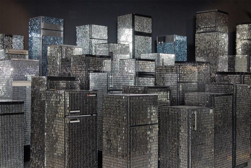 Kader Attia: Square Dreams: Exhibition image (04)