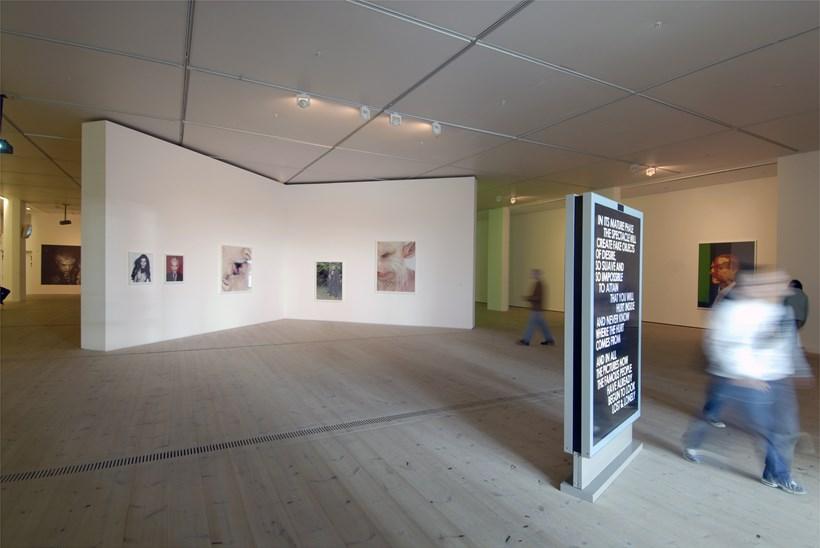 Dazed & Confused Vs Andy Warhol: Installation shot (03)