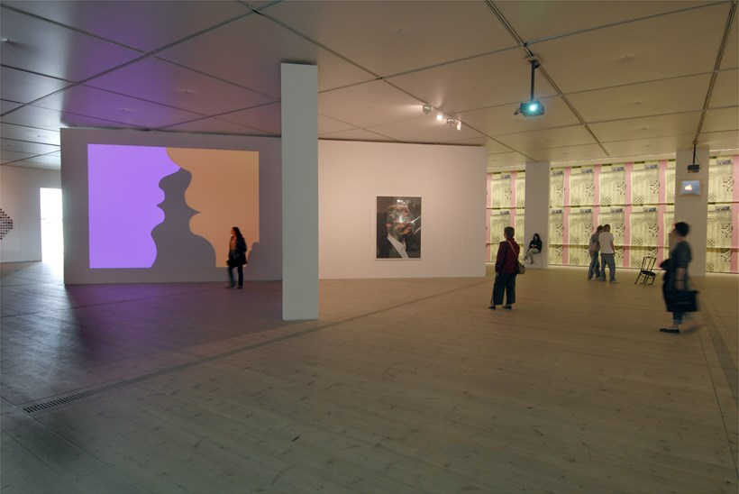 Dazed & Confused vs Andy Warhol: Installation shot (07)