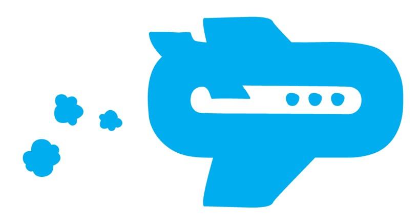 Quay: Aeroplane Logo