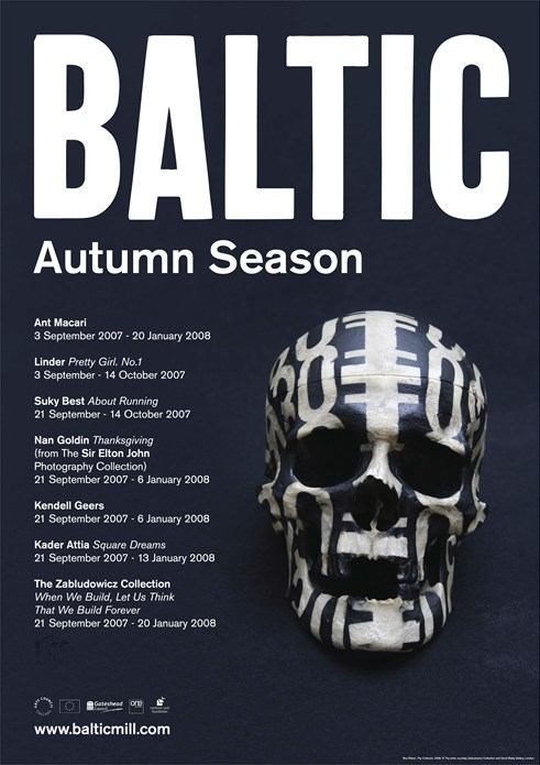 BALTIC Autumn season 2007: Poster