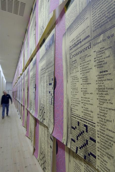 Dazed & Confused vs Andy Warhol: Installation shot (09)
