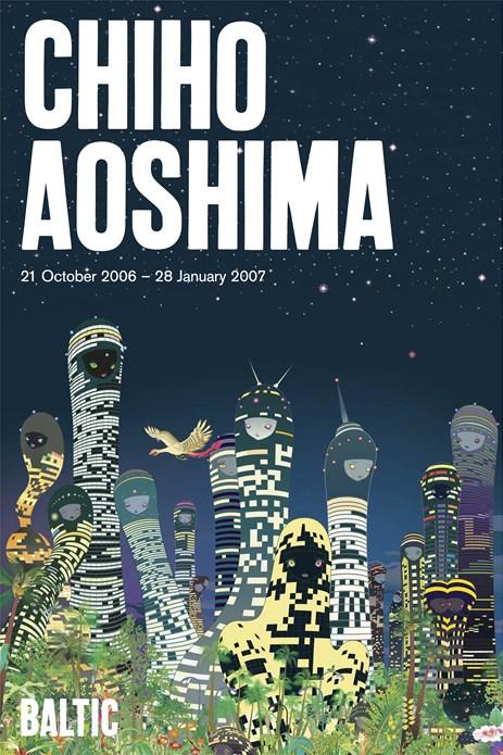 Chiho Aoshima: Poster