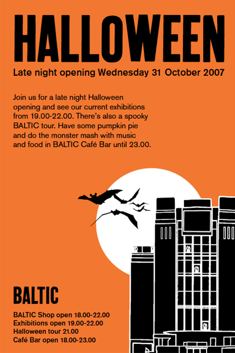 Halloween Late Night Opening: Poster (2007)