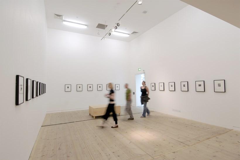 Patti Smith: BALTIC Installation shot (02)