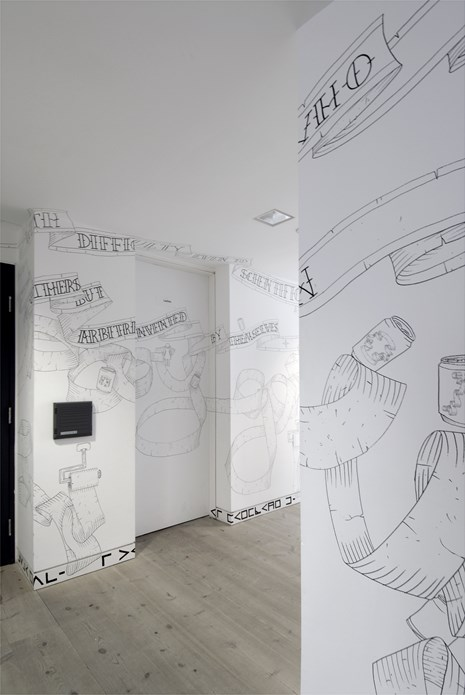 Ant Macari: Fresh as Tomorrow: Installation shot (03)