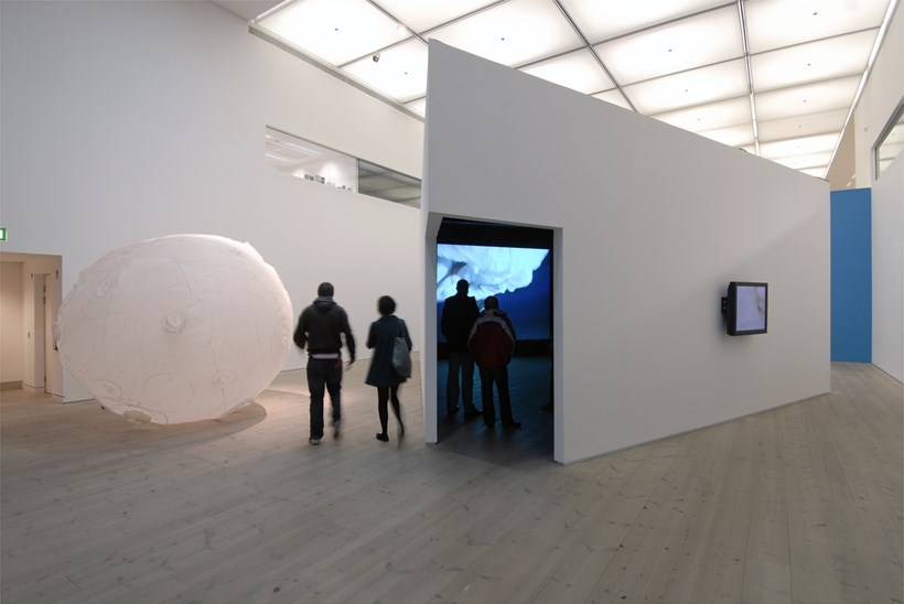 Zoë Walker and Neil Bromwich: Limbo-land: Installation Shot (03)