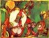Pierre Alechinsky: Seven Major Works 1969-1979