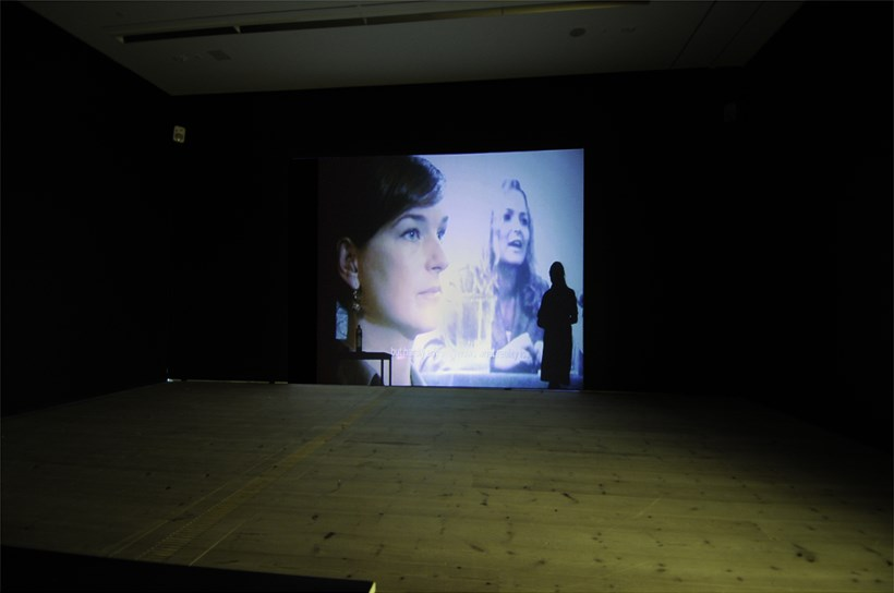 Double Agent: Installation shot (01) - (Barbara Visser)