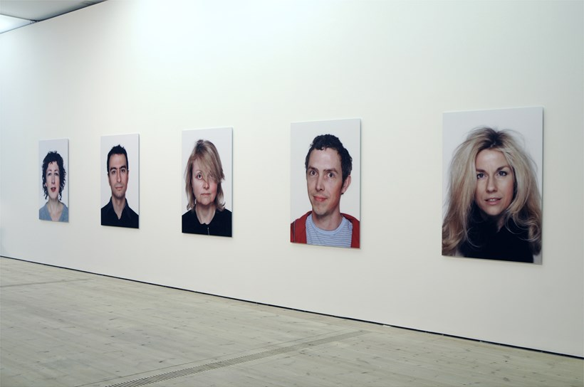 Double Agent: Installation shot (04) - (Phil Collins)