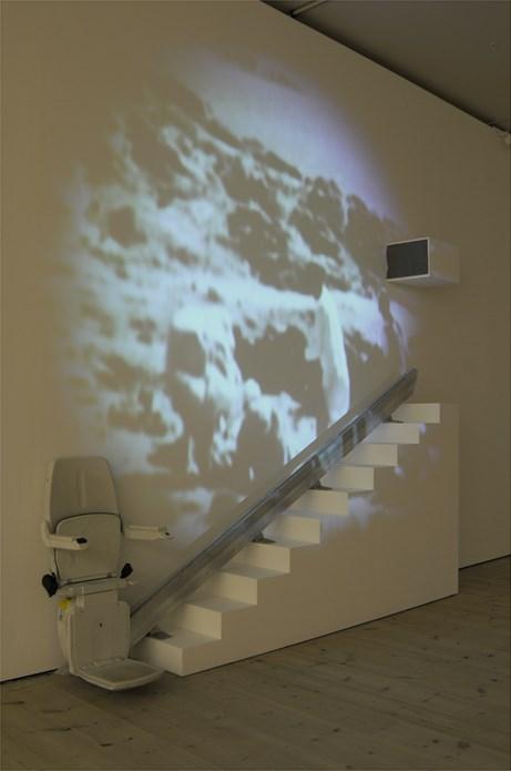 Double Agent: Installation shot (09) - (Christoph Schlingensief)