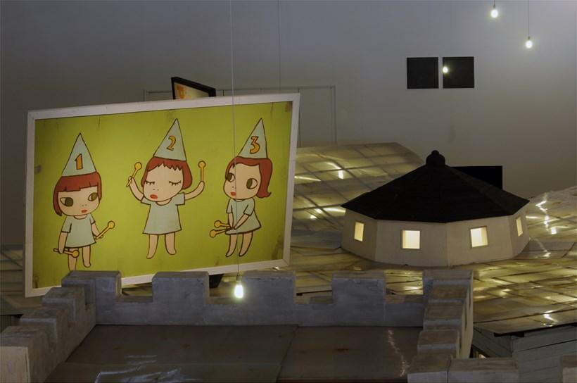 Yoshitomo Nara + graf: A-Z Project: Exhibition Image (11)