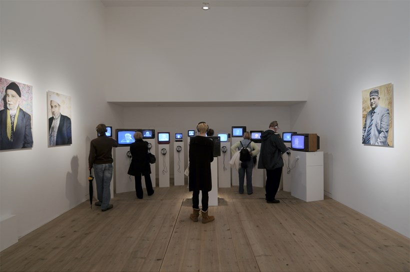 Last of the Dictionary Men: Exhibition image (07)