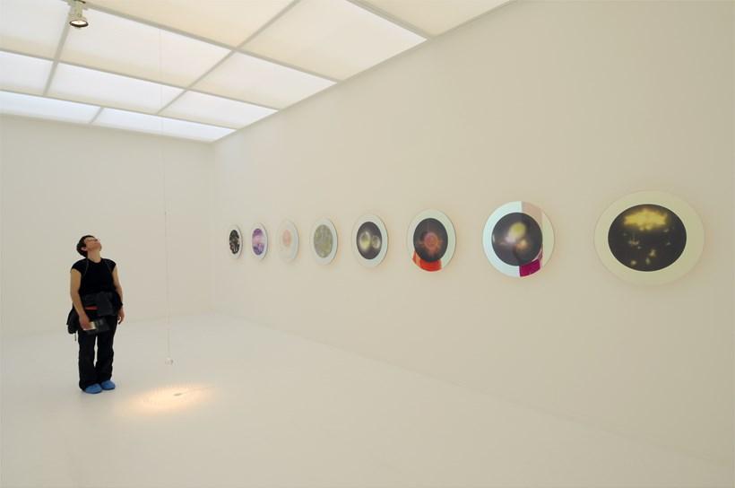 Mariko Mori: Exhibition Shot (05)