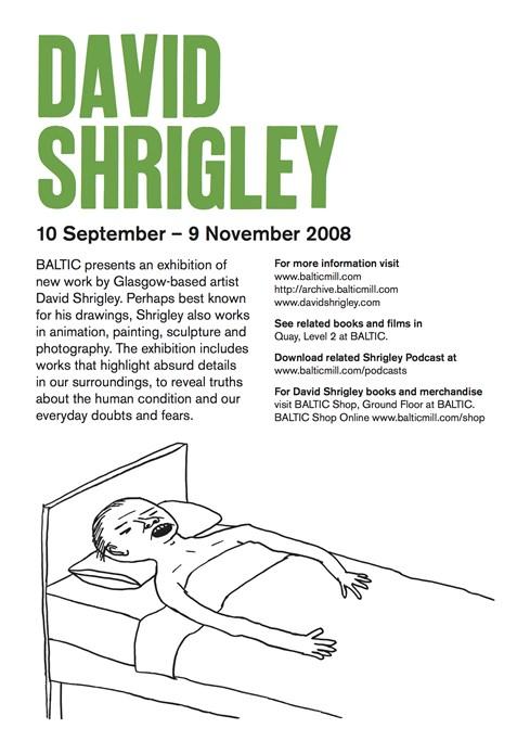 David Shrigley: Interpretation Guide