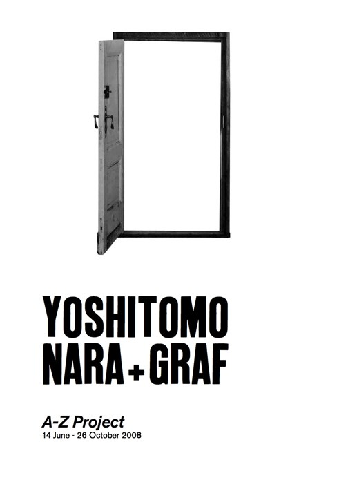 Yoshitomo Nara + graf: A-Z Project: Interpretation Guide (01)