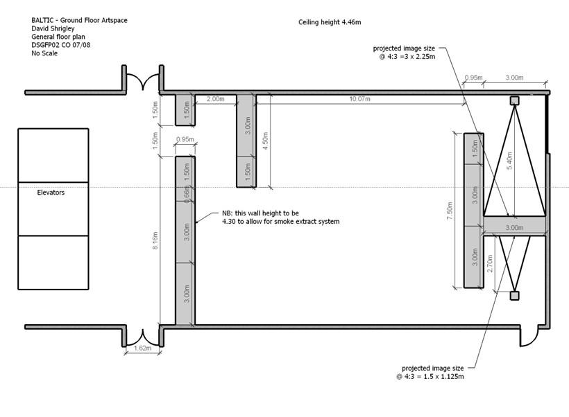 David Shrigley: Exhibition Plan