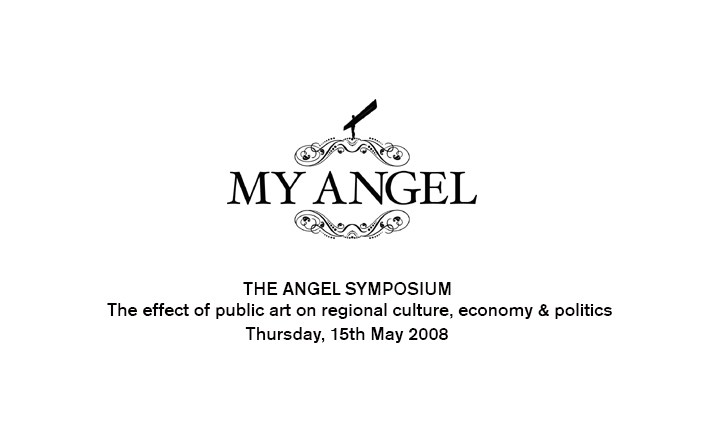 Angel Symposium: Matthew Jarrett: Public Art: A Regional Perspective and Cultural Identity