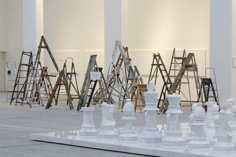 Yoko Ono: Between the Sky and My Head: Exhibition image (02)