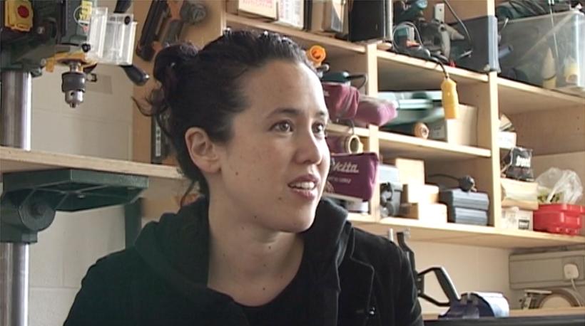 Sarah Sze: Tilting Planet