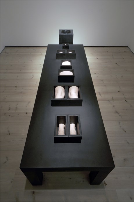 Yoko Ono: Between the Sky and My Head: Touch Me III 2008