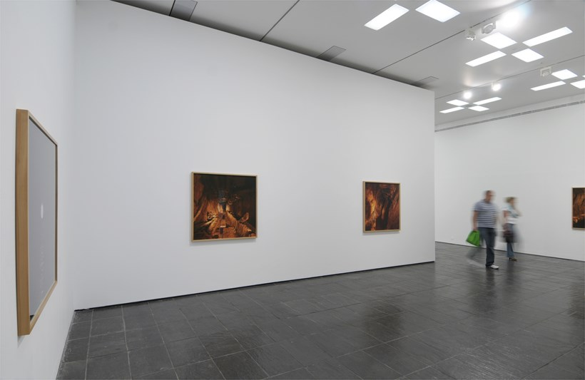 Fiona Crisp: Subterrania: Exhibition Image (05)
