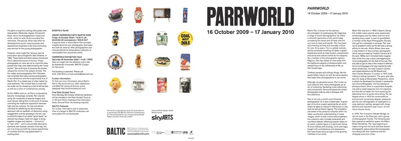 Martin Parr: Parrworld: Exhibition Guide