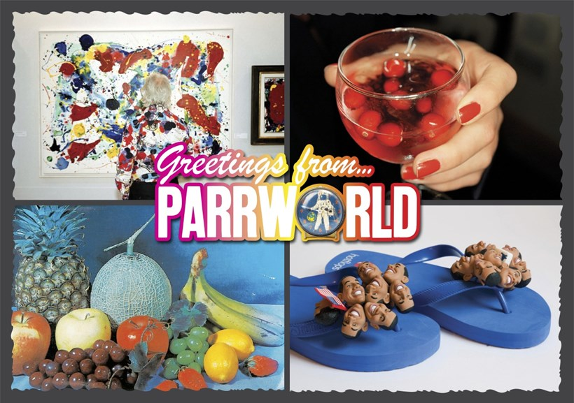 Martin Parr: Parrworld: Preview Invitation