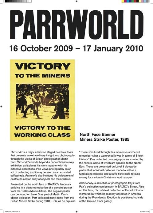 Martin Parr: Parrworld: North Banner Text