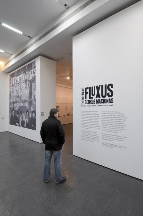 George Maciunas: The Dream of Fluxus: Exhibition image (01)